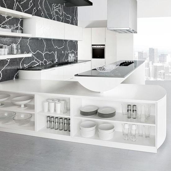 10 primjera kuhinje u bijeloj boji  MojStan.net
