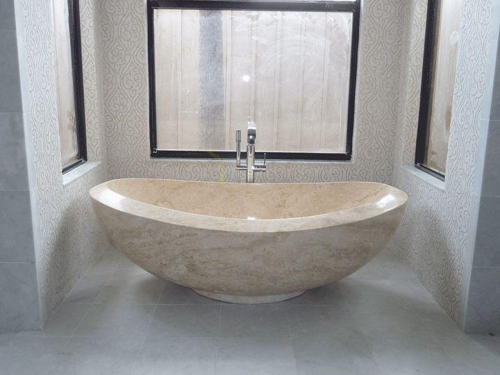 15 kupaonskih kada raznih oblika i stilova  MojStan.net