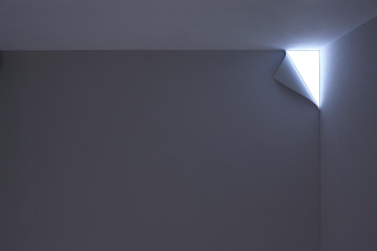 Sakrivena kutna zidna lampa  MojStan.net