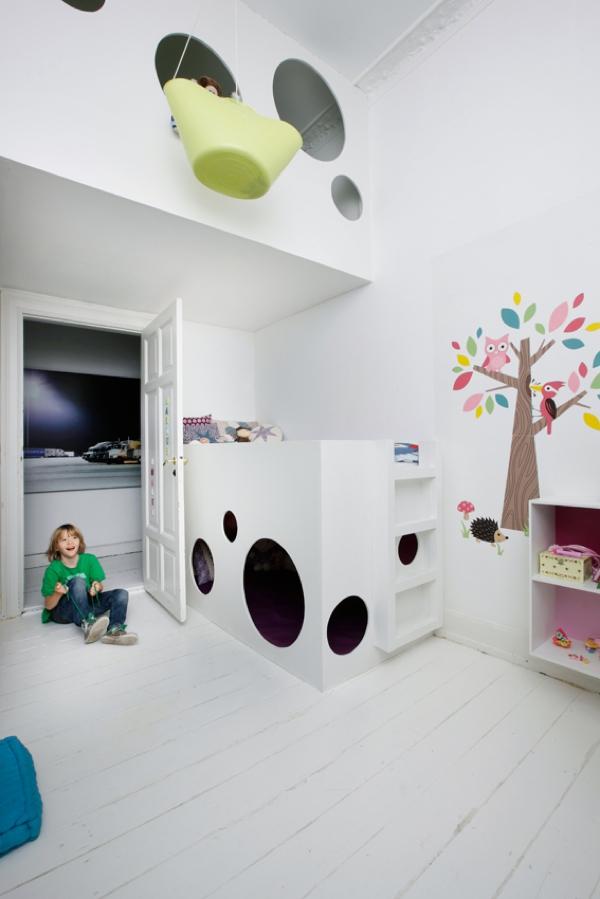 Dječja soba stvorena za igru  MojStan.net