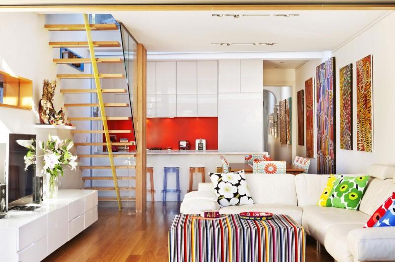 Jedna kuća, dva potpuno različita stila  MojStan.net