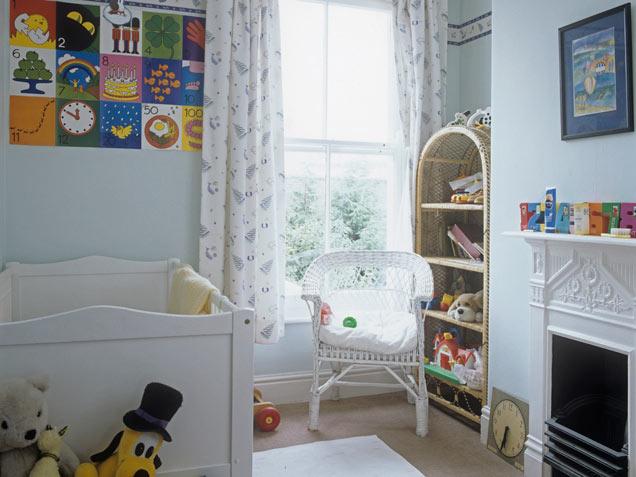 Dječje sobe ne trebaju uvijek biti roze ili plave  MojStan.net