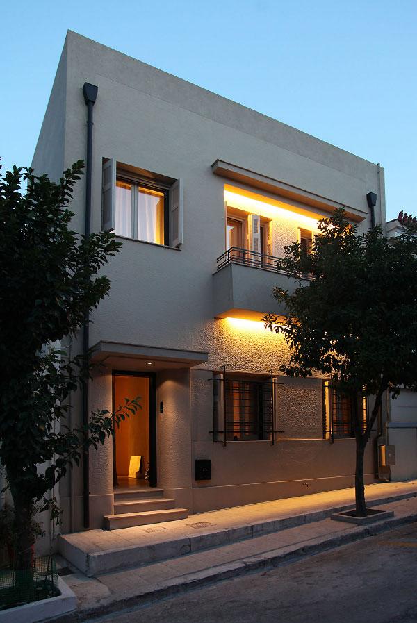 Elegantna kuća neutralnih boja  MojStan.net