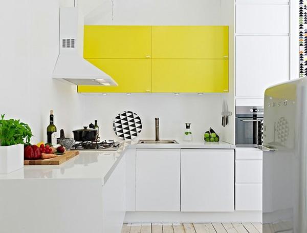 Kuhinja boje limuna  MojStan.net