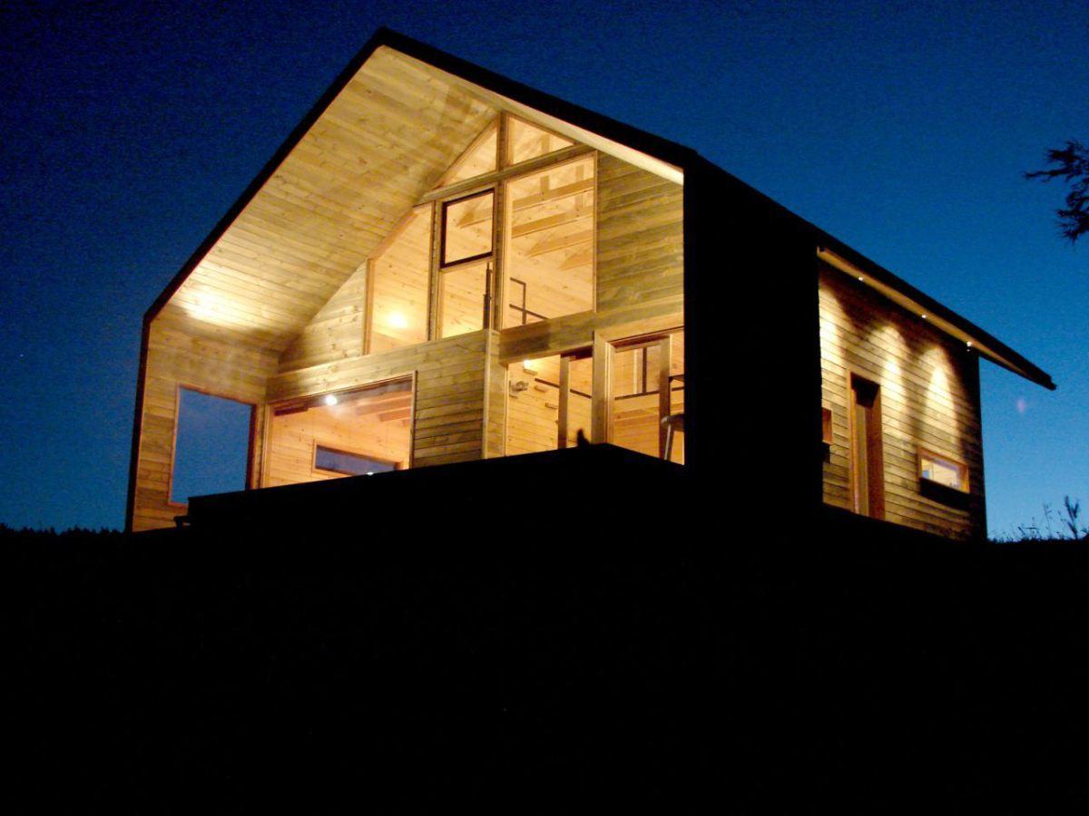 Moderna drvena kuća površine 110 m²  MojStan.net