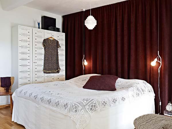 Još jedan prekrasni Švedski primjer uređenja stana  MojStan.net