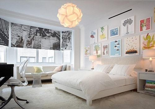 Moderno ure ena spava a soba - Federica naj oleari interior designer ...