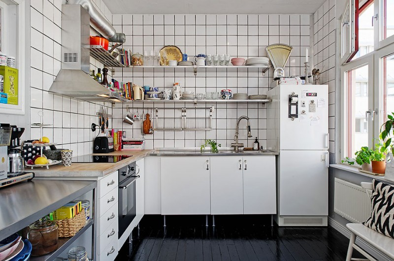 Još jedan klasični primjer skandinavskog stila uređenja interijera  MojStan.net