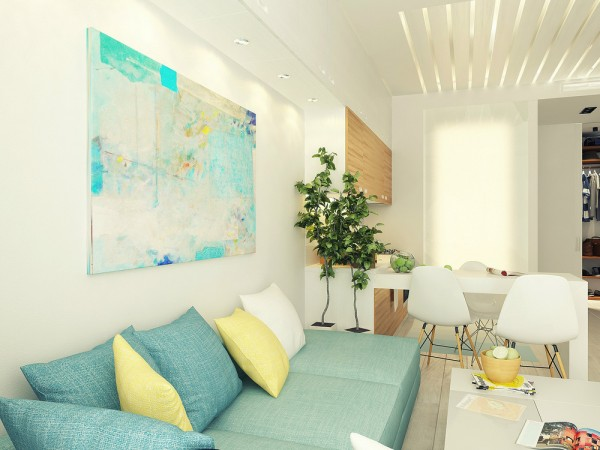 Kako urediti stan u prostoru od 29 m²?  MojStan.net