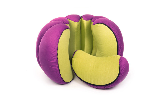 Mandarina za udobno sjedenje i ležanje  MojStan.net