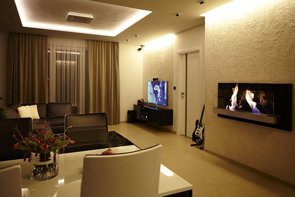 Minimalistički uređen stan u Budimpešti  MojStan.net