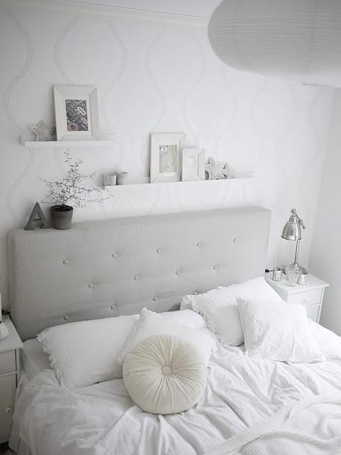 Spavaća soba u bijelom  MojStan.net