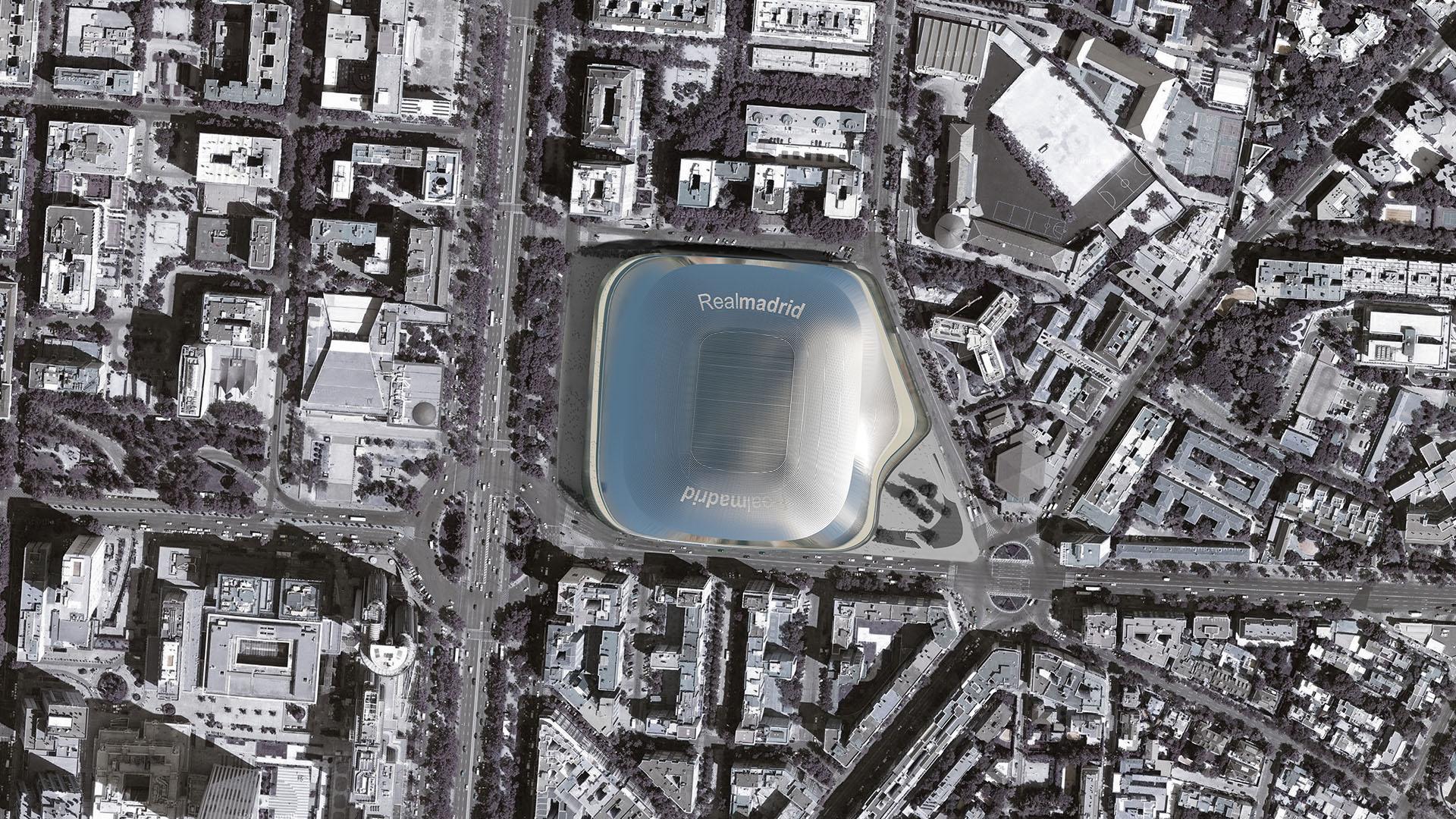 Novi izgled stadiona Real Madrida  MojStan.net