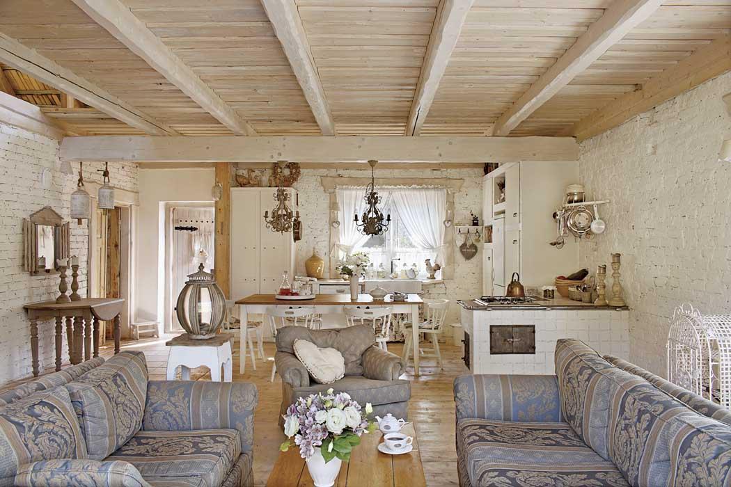 Ремонт деревенского дома своими руками 127