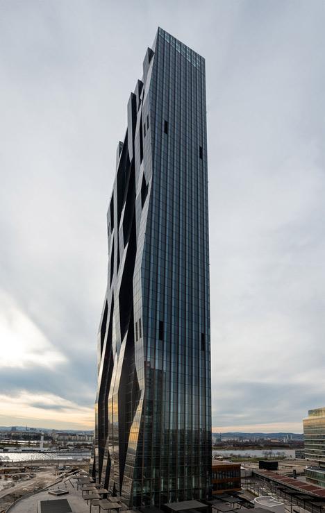 DC Toranj 1- najviša građevina u Austriji  MojStan.net