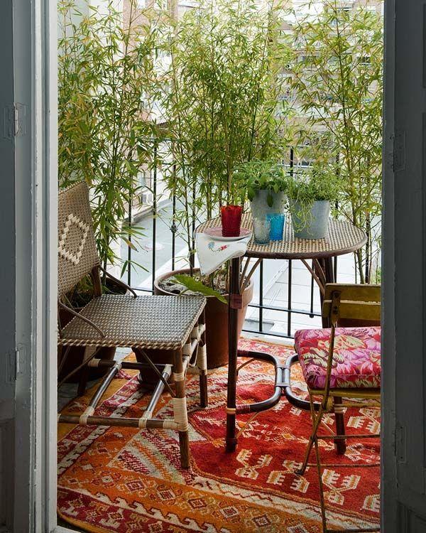 Šareni balkoni za uživanje u toplim danima  MojStan.net