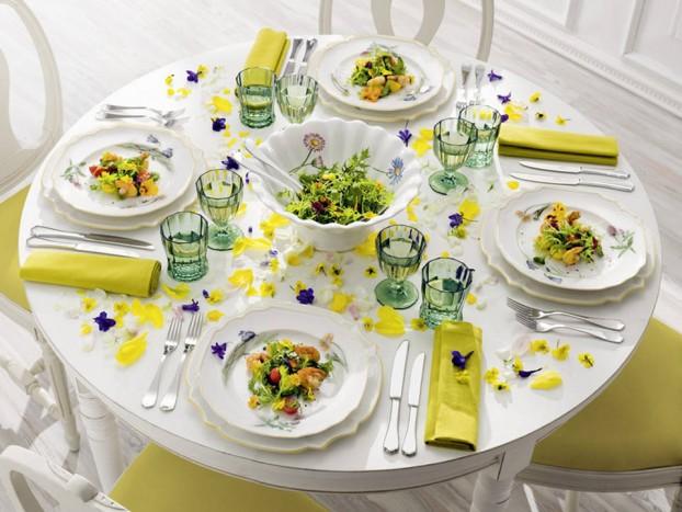 40 primjera uređenja stola za Uskrs  MojStan.net