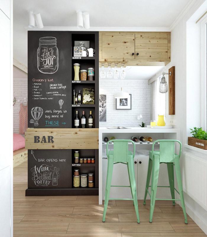 Kako urediti stan u prostoru od 45 m²?  MojStan.net