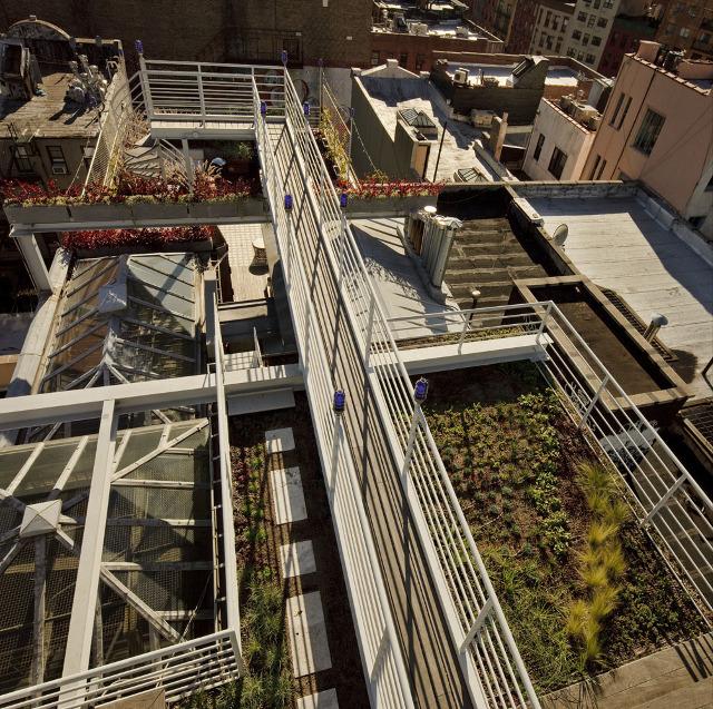 Oaza na vrhu zgrade  MojStan.net