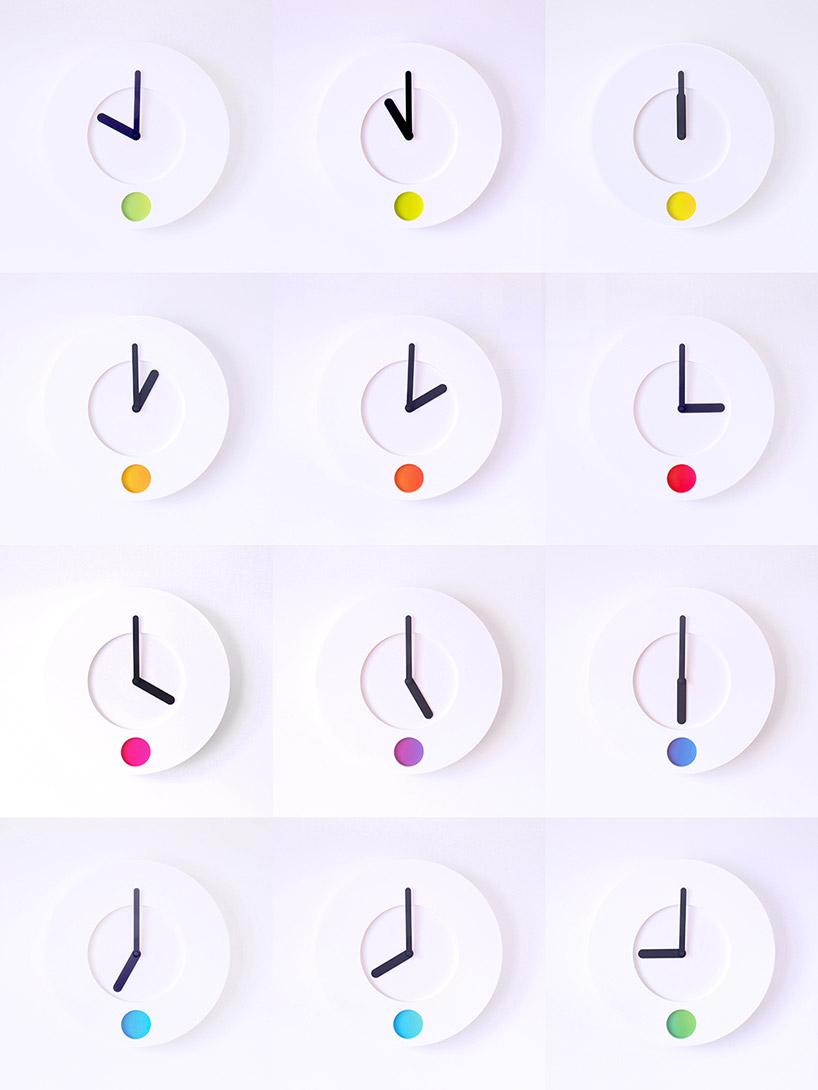 Sat koji mijenja boje kako vrijeme prolazi  MojStan.net