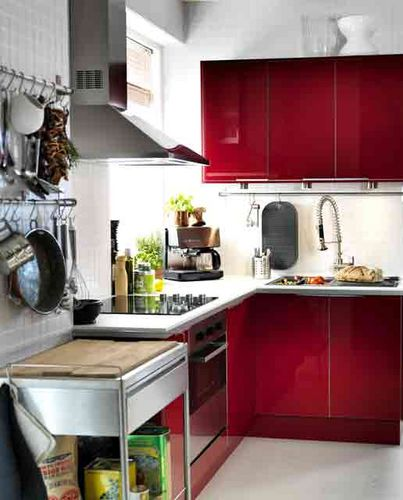 Rje enje za malene kuhinje - Como organizar una cocina pequena ...