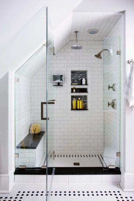 Kupaonica u potkrovlju  MojStan.net