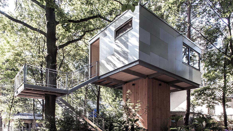 Urbana kućica na drvetu  MojStan.net
