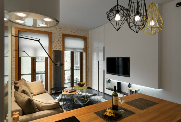 Simpatičan stan od 40 kvadrata  MojStan.net