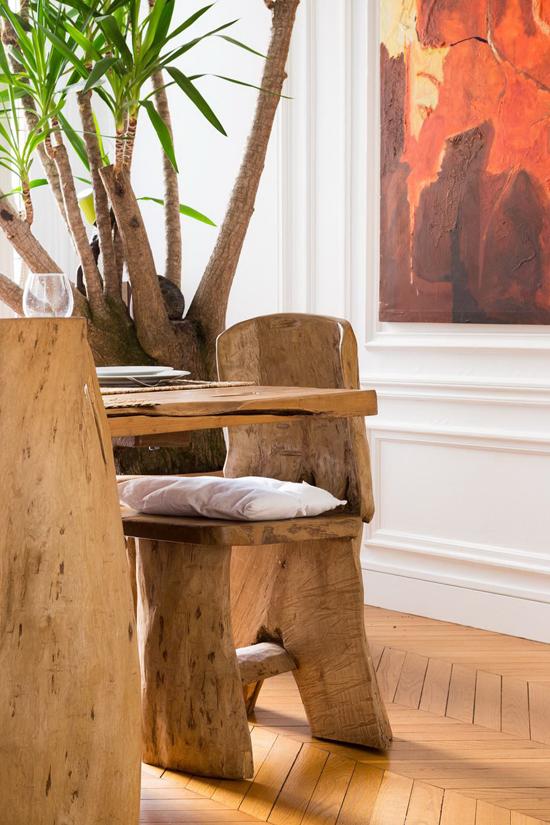 Stan sa unikatnim drvenim namještajem  MojStan.net