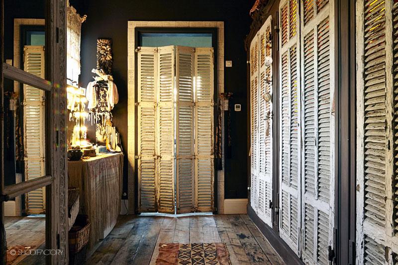 Dramatično uređenje stana u Londonu  MojStan.net
