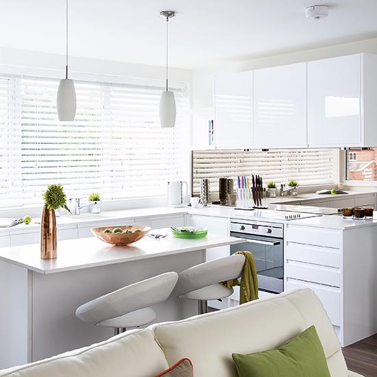 Moderne Kuhinje Visokog Sjaja >> Bijele Retro Kuhinje_20170802235723 ~ Wickepidia.com : Zanimljive ideje za dizajn svoj dom prostor