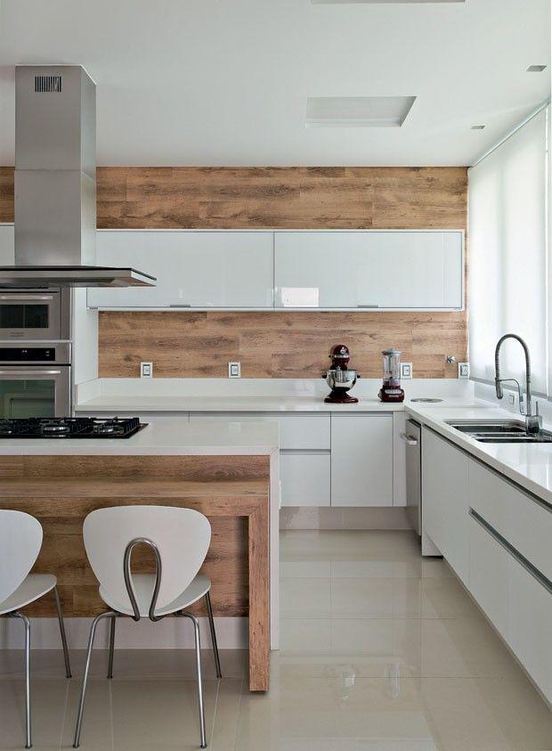 Moderne bijele kuhinje  MojStan.net