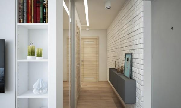 Stan površine 50 m² sa dvije spavaće sobe  MojStan.net