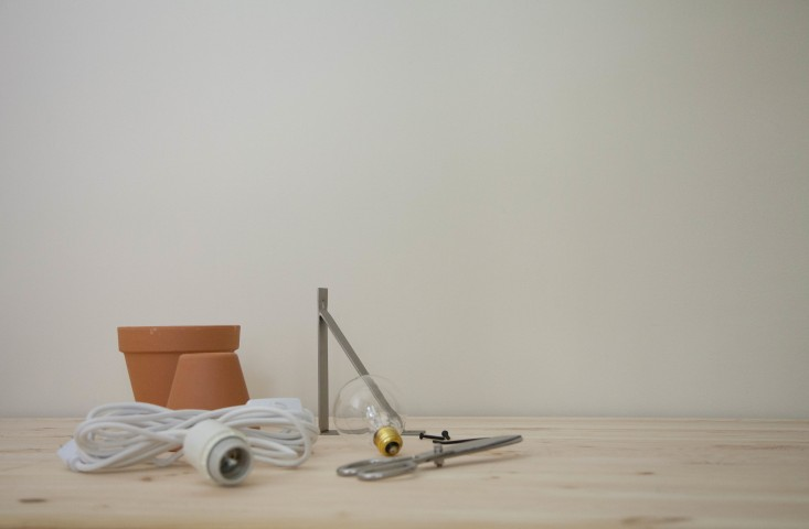 DIY – Luster izrađen iz glinene tegle za cvijeće  MojStan.net