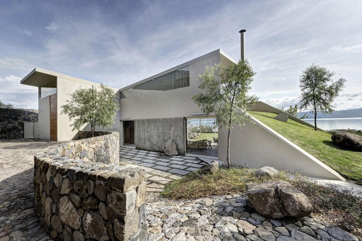 Vila del Lago by Juan Ignacio Castiello Arquitectos  MojStan.net