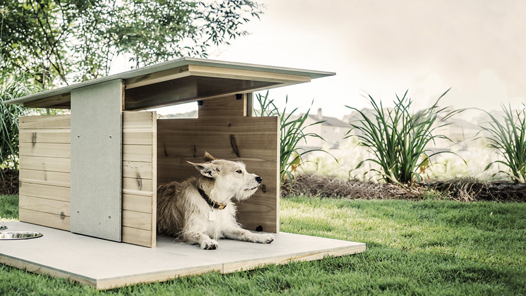 Moderna kućica za psa  MojStan.net