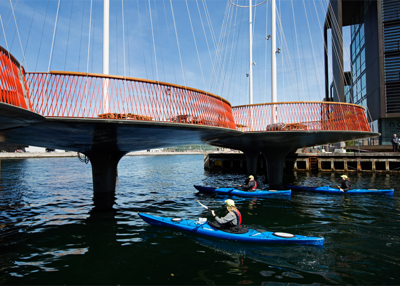 Pješački most u Kopenhagenu by Olafur Eliasson  MojStan.net