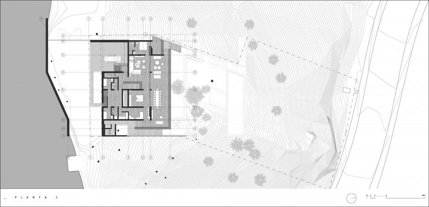 Preuređenje kuće sa stepenastim terasama  MojStan.net