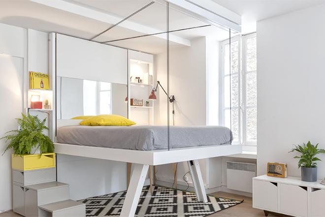 BedUp - krevet koji štedi prostor  MojStan.net