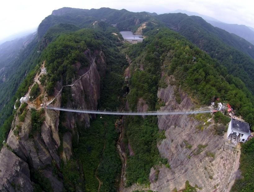 Najduži stakleni most na svijetu  MojStan.net