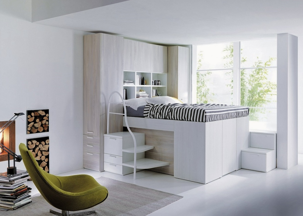 2 u 1 krevet + ormar  MojStan.net