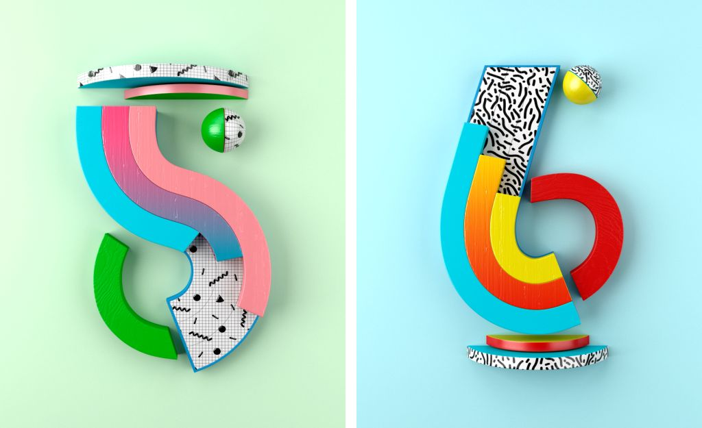 Dekorativni brojevi by Muokkaa  MojStan.net
