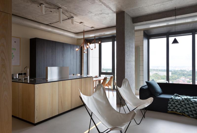 Kijevski penthouse  MojStan.net