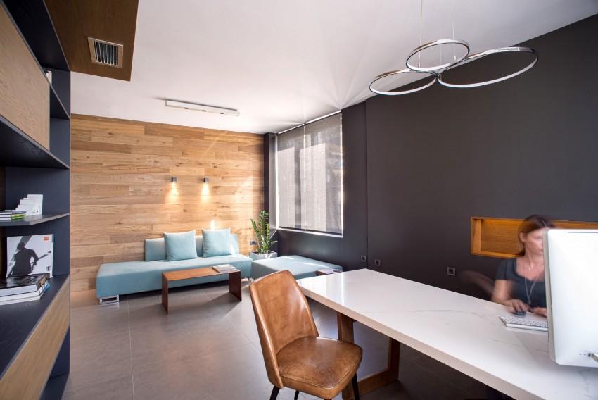 50 kvadrata uredskog prostora tvrtke VR Architects  MojStan.net