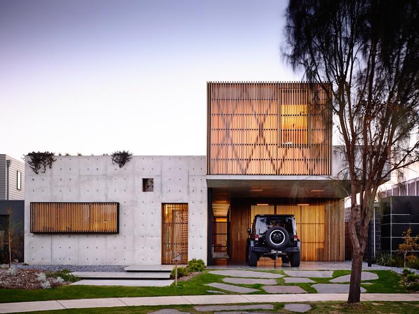 Betonska kuća 1 by Auhaus  MojStan.net