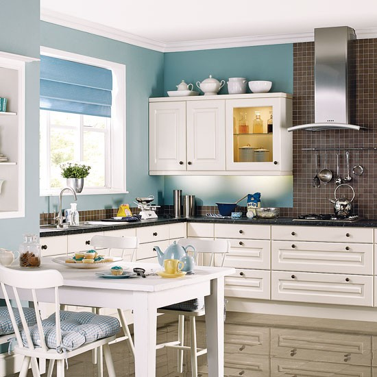 Nekoliko primjera kuhinja u obliku slova L  MojStan.net