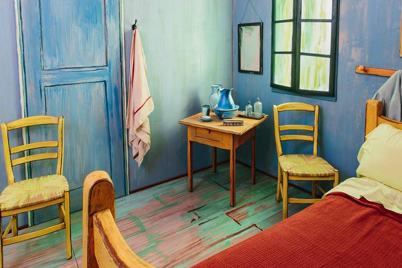 Provedite noć u sobi Vincenta van Gogha  MojStan.net