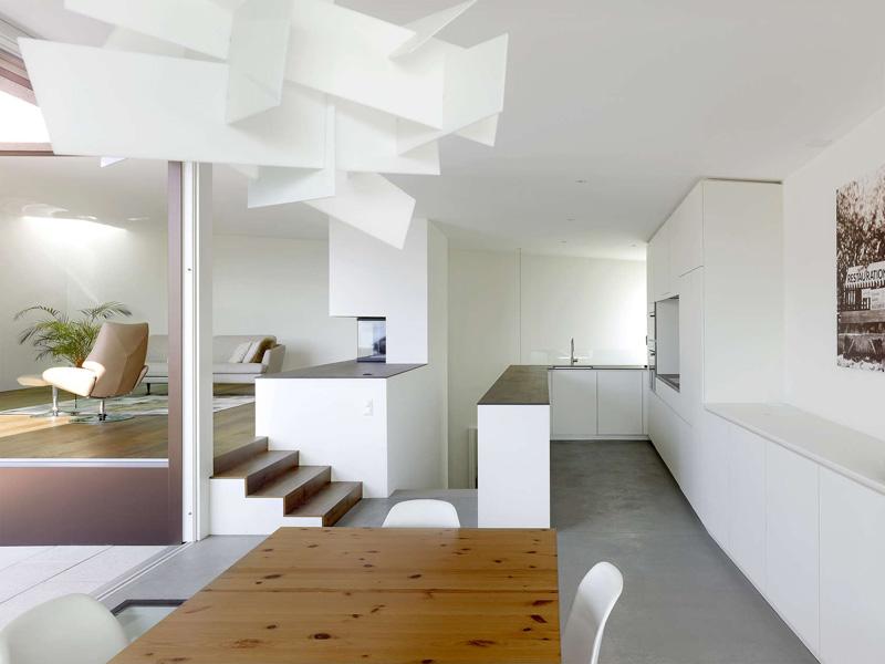 Vila SAH by Andrea Pelati Architecte  MojStan.net