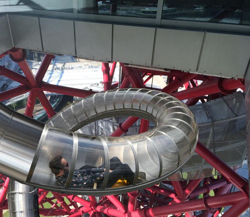 Najduži i najvišti tobogan na svijetu  MojStan.net