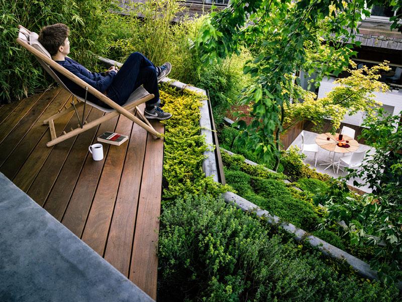 Ovako treba izgledati terasasti vrt  MojStan.net